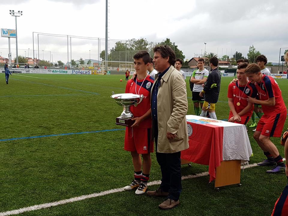 Campeones Copa Coca Cola