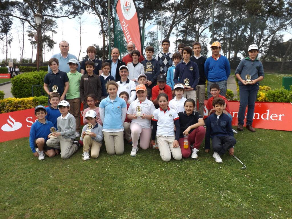 Torneo Juvenil de Golf Bansander